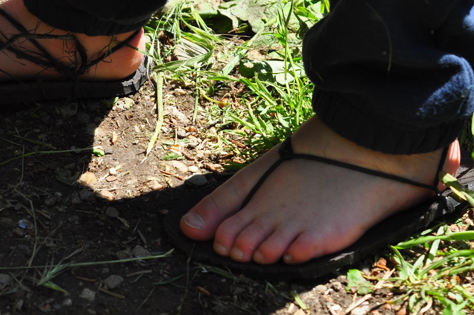 """""""Huarache running sandal complete"""""""